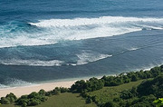 BALi   LAND  NUSA  DUA  BEACH  FRONT  FOR  SALE  14  ACRE/14 HECTAR.