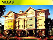 Affordable Condo Four-storey walk up Villas for you