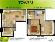 A Luxury Condo Unit in Affordable Price at AppleOne Banawa Heights