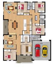 Kingsford 5 (229) - Springwood Display Homes | Format Homes