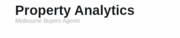 Property Analytics & Buyer Advocacy